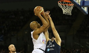 British Basketball League: British Basketball League Trophy Final on 19 March at 3.30 p.m., Emirates Arena (Up to 61% Off)