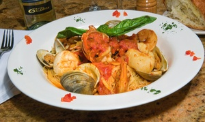 Cucina Calandra: Southern Italian Cuisine at Cucina Calandra (Up to 38% Off)