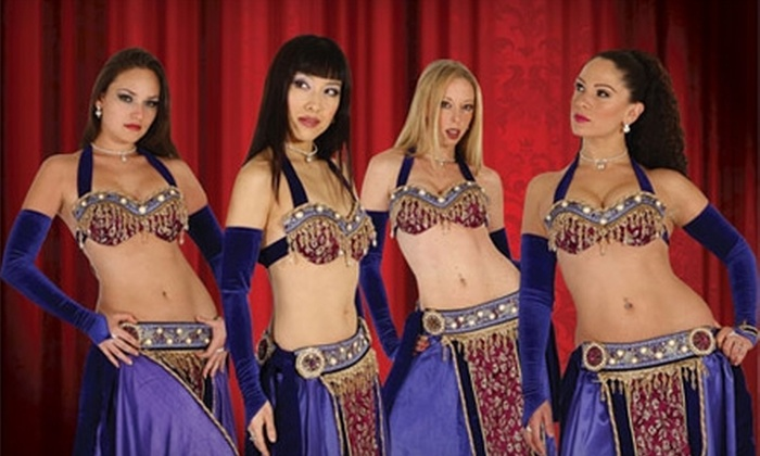Bellyqueen - NoHo: $32 for a Five-Week Belly Dance Course at Bellyqueen ($65 Value)