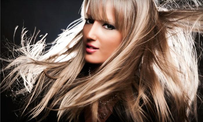Cosi Bella Salon & Spa - Cranston: Hair Services or a Spa Package at Cosi Bella Salon & Spa in Cranston