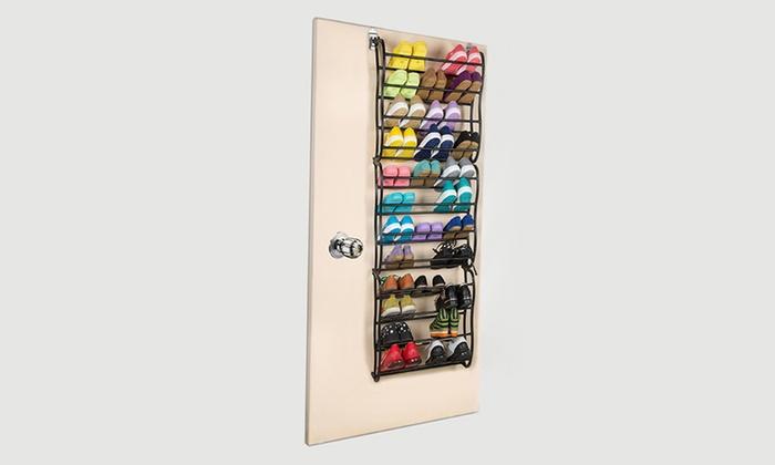 Shoe Rack For Door With Hook   Cm