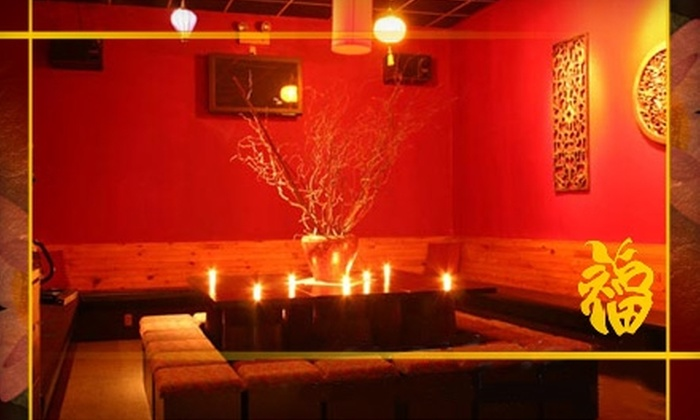 Apple Restaurant & Bombar - Greenwich Village: $30 for $60 Worth of Vietnamese and French Fusion Dinner Cuisine and Drinks at Apple Restaurant & Bombar