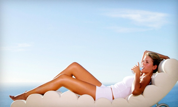 Ultratan - Multiple Locations: $10 for a Mystic Spray Tan at Ultratan ($20 Value)