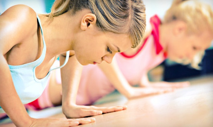 Dream To Be Fit - Multiple Locations: Three or Six Weeks of Unlimited Boot-Camp Classes from Dream To Be Fit (91% Off)