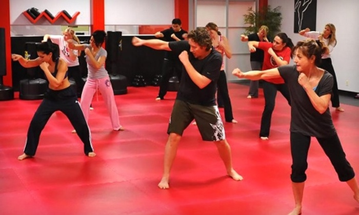 The Studio Martial Arts & Fitness - Loomis Basin-Folsom Lake: $48 for Six Weeks of Saturday Boot Camp Classes at The Studio Martial Arts & Fitness in Granite Bay ($120 Value)