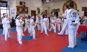 Team Matthews ATA Black Belt Academy: $49 for $274 Worth of Martial-Arts Lessons at Team Matthews Ata Black Belt Academy