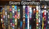 Skiers Sportshop - Garneau: $24 for a Complete Snowboard or Ski Tune-Up at The Skier's Sportshop