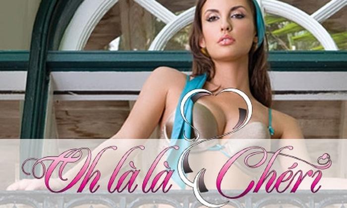Oh La La Cheri - Downtown Miami: $20 for $40 Worth of Lingerie at Oh La La Cheri