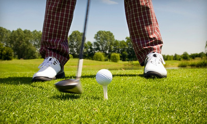 Battlefield Golf Club - East Ridge: One 18-Hole Round of Golf at Battlefield Golf Club (Up to 67% Off). Two Options Available.