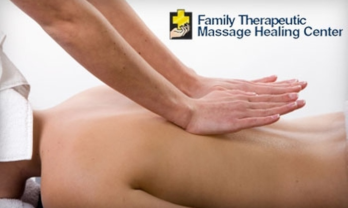 Family Therapeutic Massage Healing Center - South Oklahoma City: $49 for a 90-Minute Massage at Family Therapeutic Massage Healing Center ($100 Value)