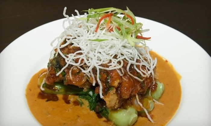 Wild Ginger - Midtown East: $5 for $10 Worth of Asian-Fusion Lunch at Wild Ginger (or $10 for $20 Worth of Dinner)