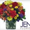 Half Off at Jennie's Flowers