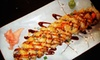 Mandarin Grill and Sushi Bar - Clive: $15 for $30 Worth of Asian Fare and Drinks at Mandarin Grill and Sushi Bar in Clive