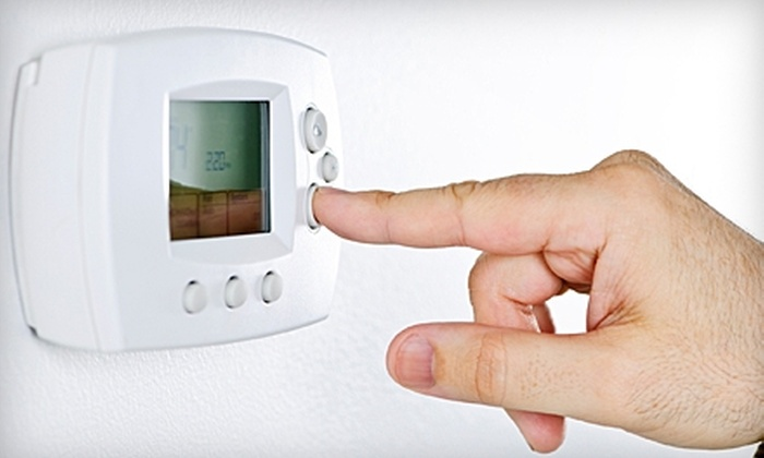 Healthy Home Heating & Cooling - Green Bay: $45 for an Air-Conditioner or Furnace Tune-Up from Healthy Home Heating & Cooling ($95 Value)