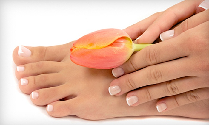 Precision Podiatry - Round Rock: Laser Nail-Fungus Removal on One or Both Feet at Precision Podiatry in Round Rock (Up to 52% Off)