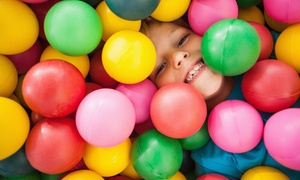 Lomond Pirates: Two-Hour Soft Play for One, Two or Four Children at Lomond Pirates (Up to 37% Off)