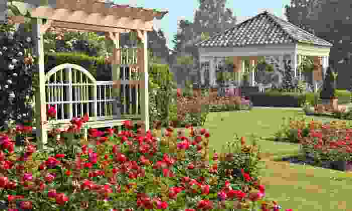 Hershey Gardens - Hershey: Visit for Two or Four People to Hershey Gardens (43% Off)