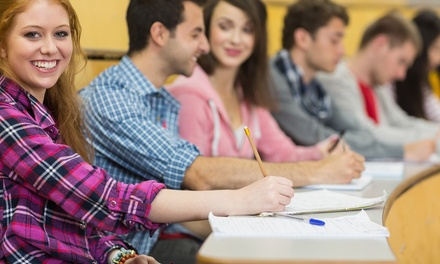 Four-Week English Language Course at NES Learning Center (45% Off)