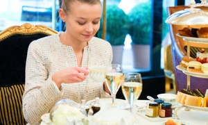 Best Western Royal Beach Hotel: Decadent Afternoon Tea with Optional Prosecco for Two or Four at Best Western Royal Beach Hotel