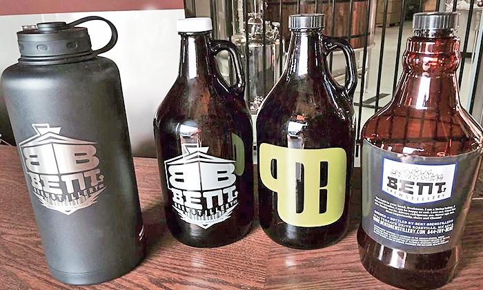Bent Brewstillery - Arden Hills - Shoreview: $26 for Two Groupons, Each Good for $20 Worth of Craft Beer at Bent Brewstillery ($40 Value)