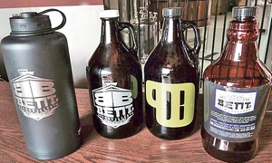 Bent Brewstillery: $26 for Two Groupons, Each Good for $20 Worth of Craft Beer at Bent Brewstillery ($40 Value)