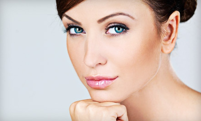 About Face Cosmetic Therapy Center - Northwest Columbus: $175 for a Full-Face Smoothbeam Laser Treatment at About Face Cosmetic Therapy Center ($575 Value)