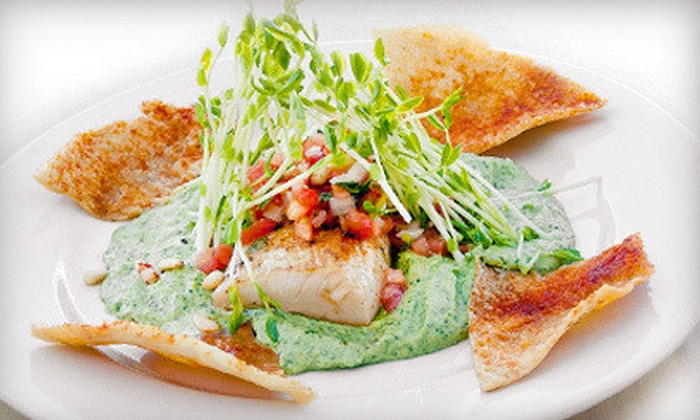 Pita Jungle - Pita Jungle: $10 for $20 Worth of Hummus, Pitas, and Healthy Salads at Pita Jungle in Newport Beach