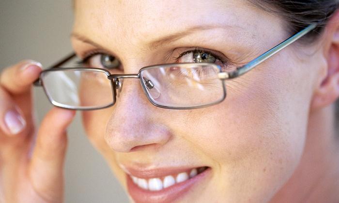 Fashion Optical - Adams Morgan: $200 Toward Prescription Eyewear or Eye Exam with $200 Toward Prescription Eyewear at Fashion Optical (Up to 80% Off)
