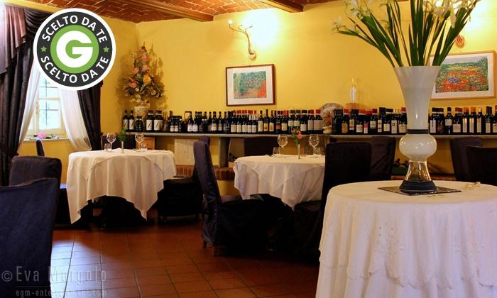 TRATTORIA DEL GRAPPOLO - LA VIGNASSA: Menu piemontese e vino al ristorante La Vignassa da 29 € invece di 83