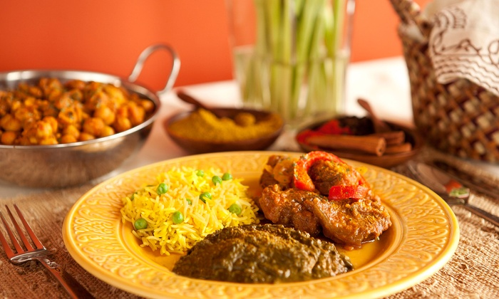 Indian Oven - Amarillo: $15 for $30 Worth of Indian Cuisine at Indian Oven