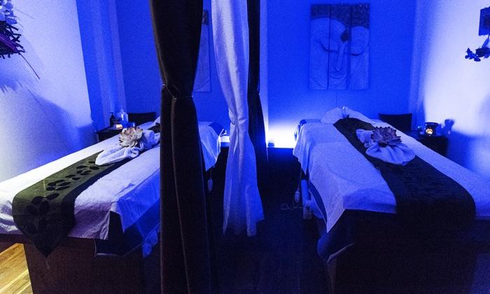 d tente dans un spa prestigieux tha harmonie spa 2e groupon. Black Bedroom Furniture Sets. Home Design Ideas