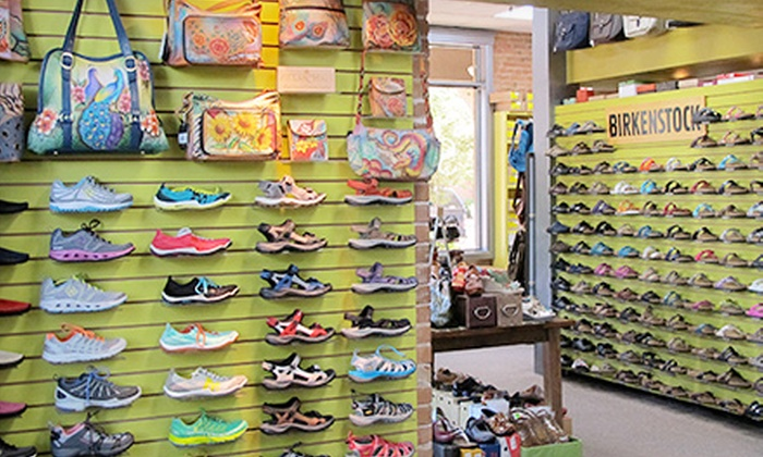 The Shoe Mill - Downtown Tempe: $40 for $80 Worth of European Shoes at The Shoe Mill