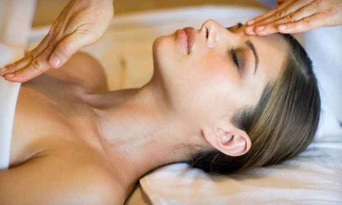 Blue Ginkgo Center of Chinese Medicine - East Lawrence: $37 for Chinese Massage or Chinese Massage with Acupuncture at Blue Ginkgo Center of Chinese Medicine ($75 Value)