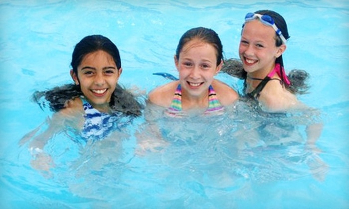 The Funplex - East Hanover: $8 for Two All-Day Pool Passes to The Funplex in East Hanover ($16 Value)