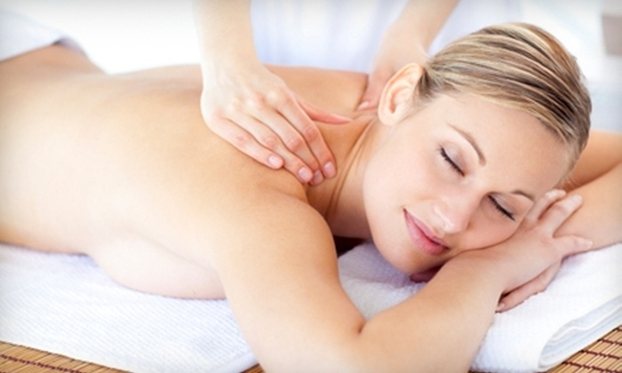 Bella Vi - Monument: $65 for a Custom Facial, Skin-Polishing Treatment, and Hand and Foot Exfoliation at Bella Vi (Up to $130 Value)