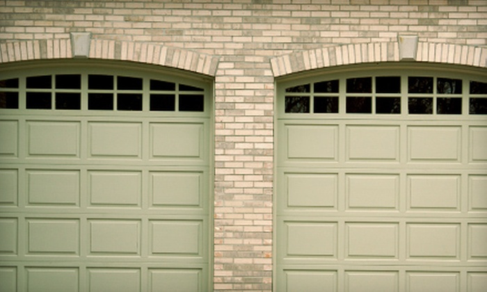 ABC Garage Doors and Repair - East Rockville: Tune-Up and Inspection for One or Two Garage Doors from ABC Garage Doors and Repair (Up to 71% Off)