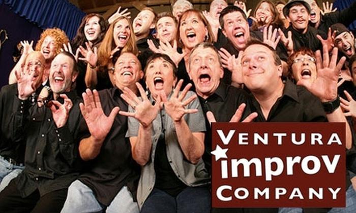 Ventura Improv Company - San Buenaventura (Ventura): $5 for One Ticket to the Ventura Improv Company (Up to $10 Value)