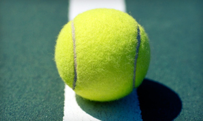 play tennis! San Diego - University City: Four or Eight 60-Minute Tennis Lessons at play tennis! San Diego (Up to 69% Off)