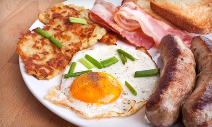 Outlaw Café - Hillyard: $7 for $15 Worth of Homestyle American Fare at Outlaw Café in Hillyard