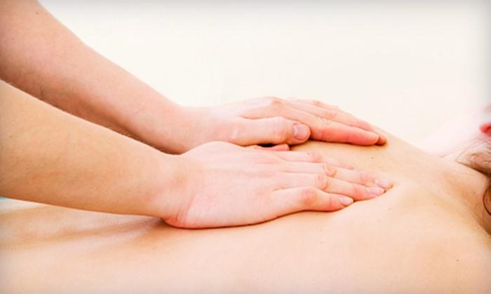 Breathe Massage Therapy - Delmar: Deep-Tissue or Swedish Massage at Breathe Massage Therapy in Delmar