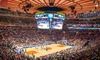MSG Holdings: NY Knicks and NY Rangers - MADISON SQUARE GARDEN: NY Knicks Game at Madison Square Garden on Jan. 19 or 23. Seating Options Starting at $56.
