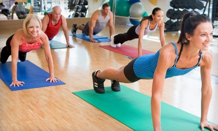 Ruth's Robics and Dance Co. - Boardman Park: $22 for One Month of Unlimited Adult Fitness Classes at Ruth's Robics and Dance Co.