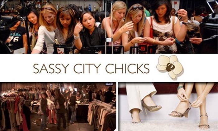 Sassy City Chicks Fashion Bash - Mid-City West: $5 for VIP Admission to Sassy City Chicks Fashion Bash