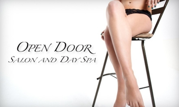 Open Door Salon & Day Spa - East Broad: $17 for a Bikini Wax at Open Door Salon & Day Spa ($35 Value)