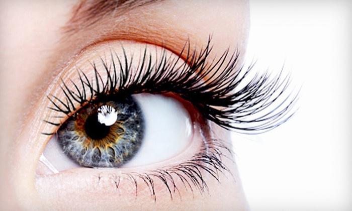 M. Lekkakos - Wenham: $112 for a Full Set of Eyelash Extensions at M. Lekkakos in Wenham ($225 Value)