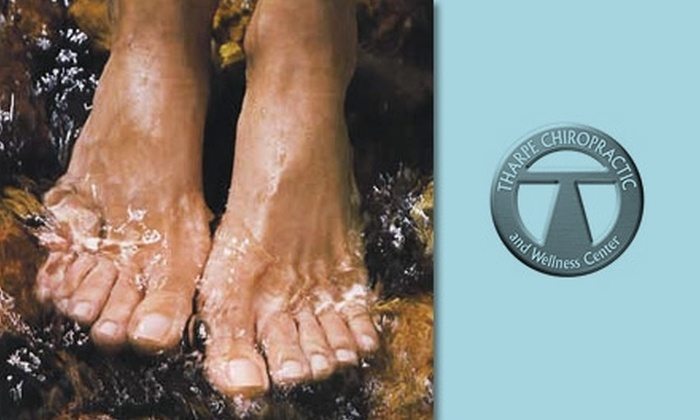 Tharpe Chiropractic and Wellness Center - Franklin: $30 for Three Cleansing Foot Baths from Tharpe Chiropractic and Wellness Center ($120 Value)