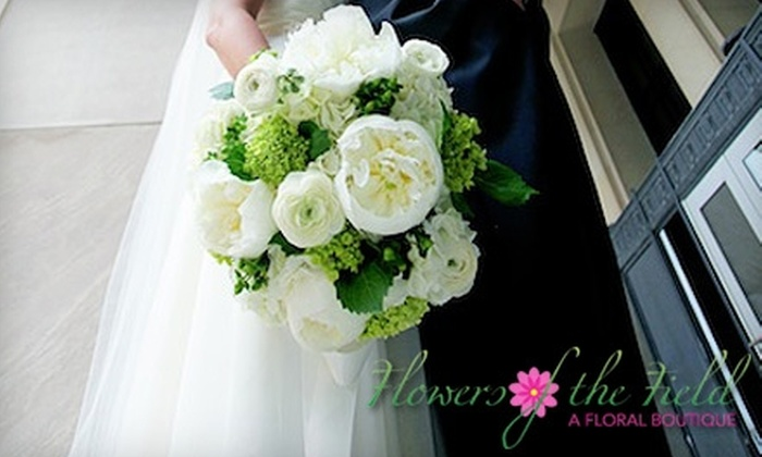 Flowers of the Field - Silverado Ranch: $25 for $50 Worth of Flowers and Arrangements at Flowers of the Field