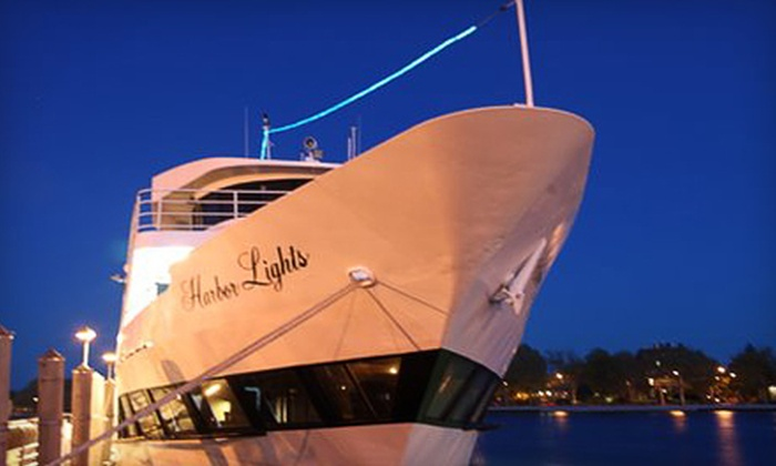 Marco Polo Cruises - Hell's Kitchen: $20 for Two Tickets for a Wednesday Sunset Cruise from Marco Polo Cruises ($60 Value)