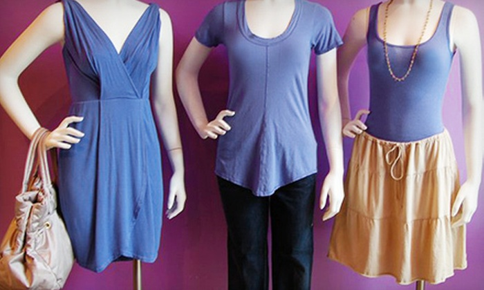 Opal Boutiques - Multiple Locations: $35 for $70 Worth of Women's Casual Apparel and Accessories at Opal Boutiques