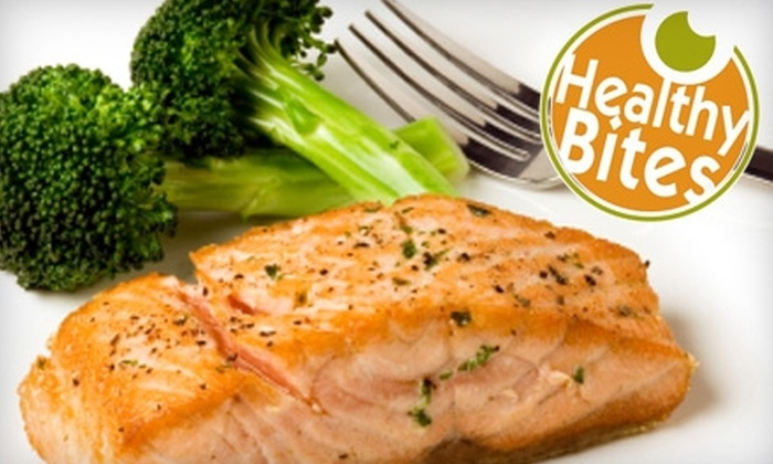 Healthy Bites - Graduate Hospital: $7 for $14 Worth of Pre-Prepared Fare at Healthy Bites